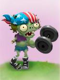 Weightlifter Zombie2