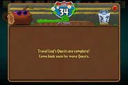 Complete Travel Log