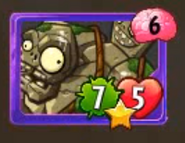 Card CursedGargo