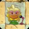 Sunflower Singer Costume2