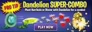 Tip Dandelion