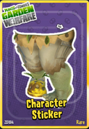 Landscaper Costume Sticker3