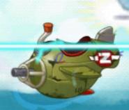 Damaged Fighter