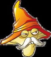 HD Flame Mushroom