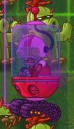 Purple Shield Zombie