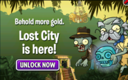 Lost City Part 2 is here 2