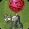 PVZ2 Balloon Zombie Tile2