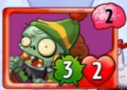 Regifting Zombie Card