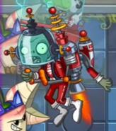 Blastronaut Zombie without hand