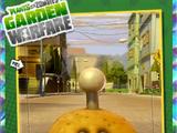 Картофельная самородная мина