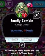 Smelly Zombie Description
