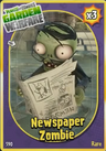 Newspaper Zombie hd