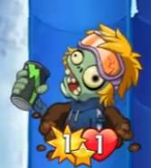Energy Drank Zombie