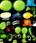 ATLASES PLANTSPLITPEA 768 00 PTX
