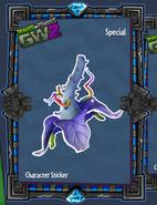 Sticker Piece of Unicorn2