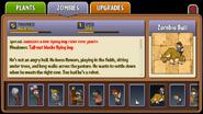 Zombie Bull Almanac Entry Part 2