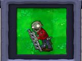 Зомби с лестницей