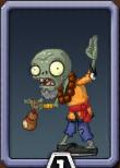 Drinking Monk Zombie Almanac Icon