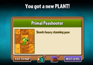 You got Primal Pea