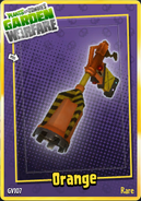 Orange Engineer Blaster