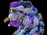 Парящий козёл 3000