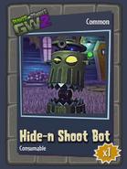 Hide-nShootBot Sticker
