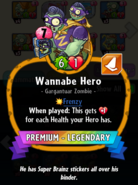 Wannabe Hero description