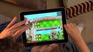 PvZ iPad Multi-Touch Fun