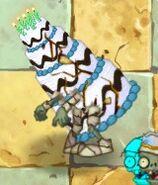 Cake Pharaoh Zombie degrade 2nd