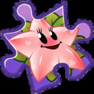 Pinkstarfruit Puzzle Piece