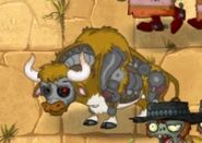 Bull Second Degraded