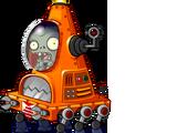 Робо-конусный зомби