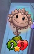 Metal Petal Sunflower Abilty