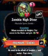 High-Diver Stats