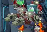 Mechanical Wolf Zombie 3
