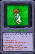 Almanac Card Dancing Zombie2