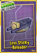 Less Sticky Reloader