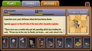 Prospector Zombie Almanac Entry