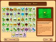 Suburban Almanac Plants