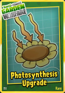 Photosynthesis Upgrade Sticker
