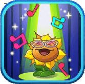 Sunflower Singer Upgrade 1
