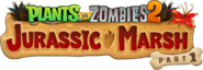 Jurassic Marsh Part 1 Logo