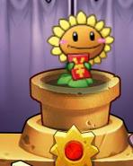 Sunflower Costume O 2