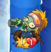 Energy Drinking Zombie