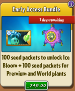 Ice Bloom Early Access Bundle Store