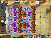 Pyramid of Doom-Dusk Lobber and Apple Mortar