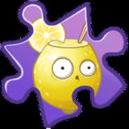 Pieza de puzzle Limon