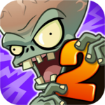 Plants Vs. Zombies™ 2 It's About Time Icon (Versions 1.9 to 2.0)