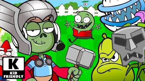 Board Thread:Plants vs  Zombies: Garden Warfare 1 & 2