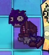 Poisoned 8-bit Zombie
